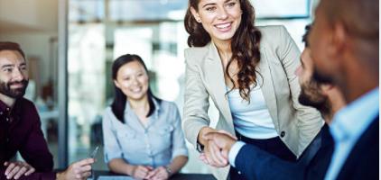 Como é trabalhar em uma cooperativa de crédito?
