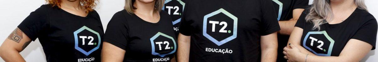 Prazer, nós somos a T2 Educação