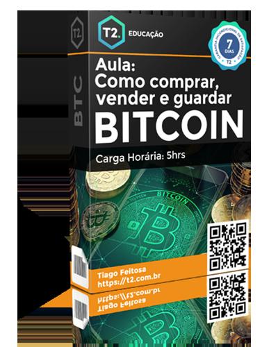 Bitcoin aula como comprar vender e guardar