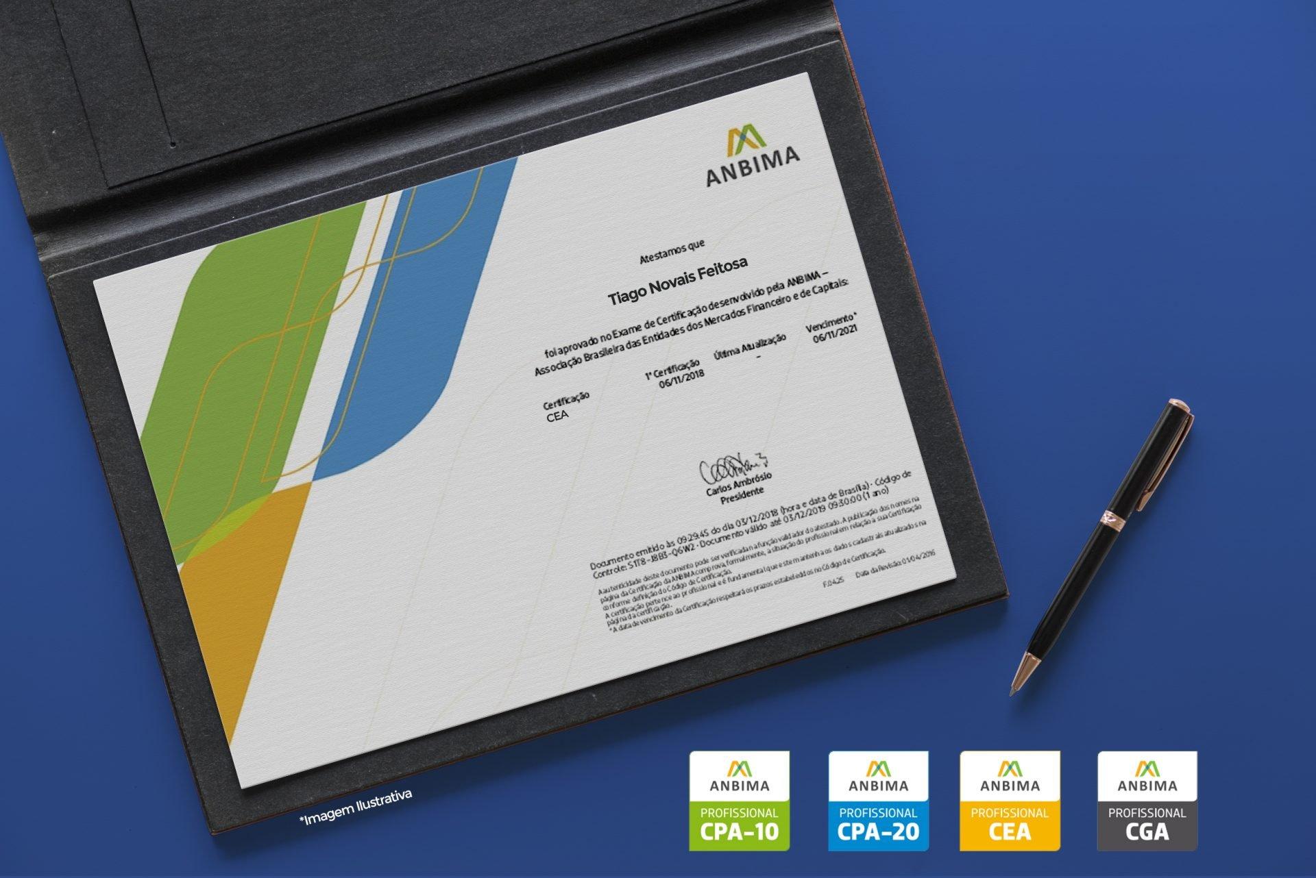 Certificação ANBIMA: O Guia Definitivo (CPA 10, CPA 20, CEA, CGA)