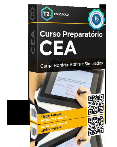CEA Curso preparatório T2 Educação