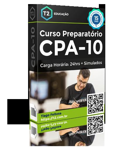 CPA10 Curso preparatório T2 Educação